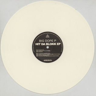 BIG DOPE P - Hit Da Blokk - 12 inch x 1