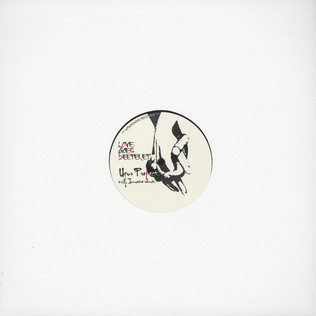 UGUR PROJECT - Love Goes Deeper EP - 12 inch x 1