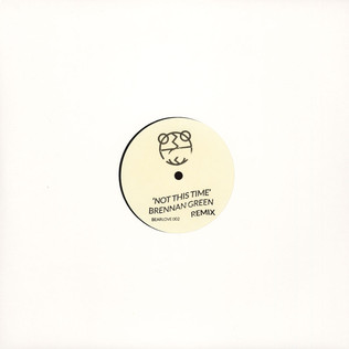2 BEARS - Not This Time Brennan Green Remixes - 12 inch x 1