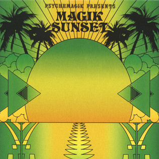 PSYCHEMAGIK - Magik Sunset Part 2 - CD