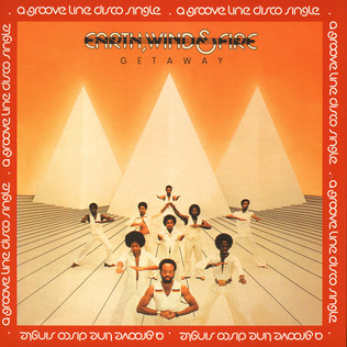EARTH, WIND & FIRE - Getaway (Special Disco Version) - 12 inch x 1