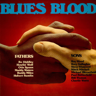 V.A. - Blues Blood, Fathers And Sons - LP x 2