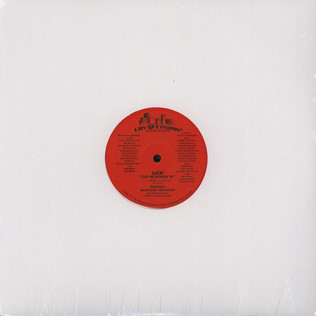 JAKKI - Got Me Burning Up - 12 inch x 1