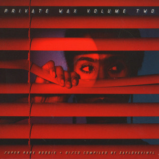 V.A. - Private Wax 2: Super Rare Boogie & Disco -  Compiled by ZafLoveVinyl - CD