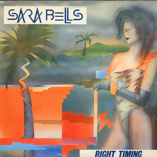 SARA BELLS - Right Timing - 12 inch x 1