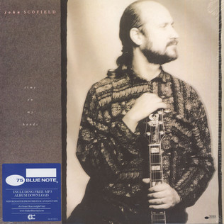 JOHN SCOFIELD - Time On My Hands - LP