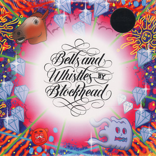BLOCKHEAD - Bells and Whistles Red Vinyl Edition - 33T x 2