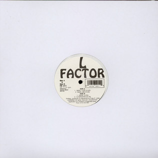 L FACTOR - Simply Acid - 12 inch x 1