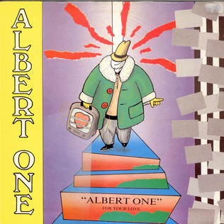 ALBERT ONE - For Your Love - 12 inch x 1