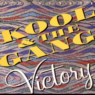 KOOL & THE GANG - Victory - 12 inch x 1