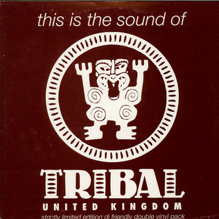 V.A. - This Is The Sound Of Tribal United Kingdom - LP x 2