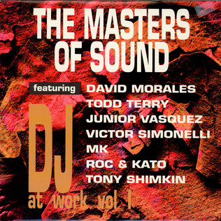 V.A. - The Masters Of Sound - LP x 2