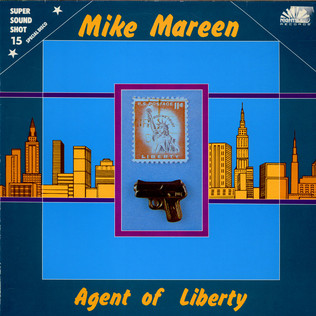 MIKE MAREEN - Agent Of Liberty - 12 inch x 1