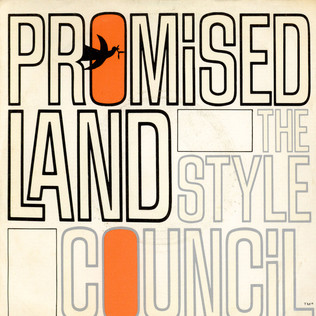 STYLE COUNCIL, THE - Promised Land - 7inch x 1