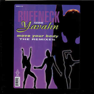 RUFFNECK FEATURING YAVAHN - Move Your Body (The Remixes) - 12 inch x 1