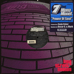 7 - Power Of Soul Feat. Mona Monet - 12 inch x 1