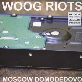 WOOG RIOTS - Moscow Domodedovo - 12 inch x 1