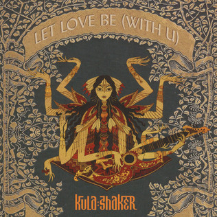 KULA SHAKER - Let Love Be (With U) - 7inch x 1