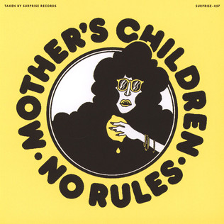 MOTHERS CHILDREN / THE MANDATES - Split - 7inch x 1