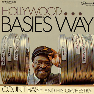 COUNT BASIE ORCHESTRA - Hollywood...Basie's Way - LP