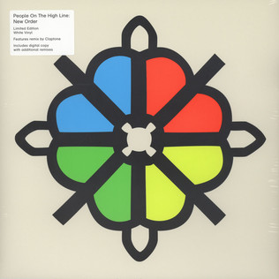 NEW ORDER - People On The High Line - Maxi x 1