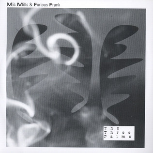 MIC MILLS AND FURIOUS FRANK - The Three Palms EP - 7inch x 1