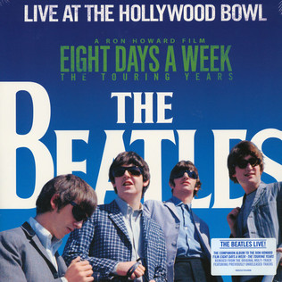 BEATLES, THE - The Beatles: Live At The Hollywood Bowl - 33T