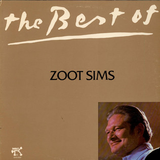 ZOOT SIMS - The Best Of Zoot Sims - LP