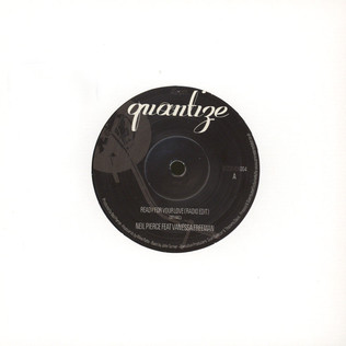 NEIL PIERCE FEAT VANESSA FREEMAN - Ready For Your Love - 7inch x 1