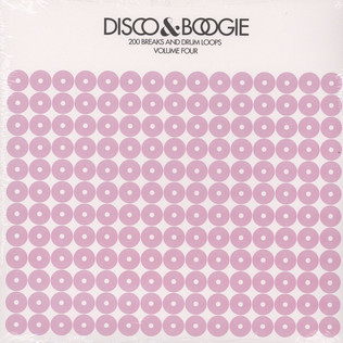 V.A. - Disco & Boogie: 200 Breaks And Drum Loops Volume 4 - 33T