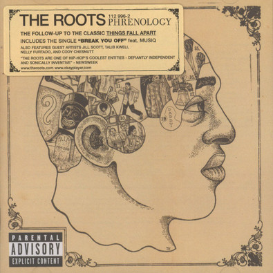 Roots The Phrenology Cd 2002 Eu Original