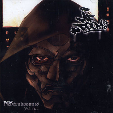 MF Doom - Nastradoomus Volume 1 & 2