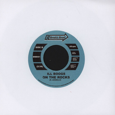 Ill Boogs - King Of Kowloon / On The Rocks