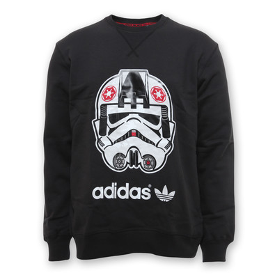 adidas star wars jumper