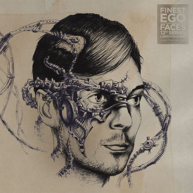 "Lomovolokno / Sieren - Finest Ego: Faces 12"" Series Volume 4"