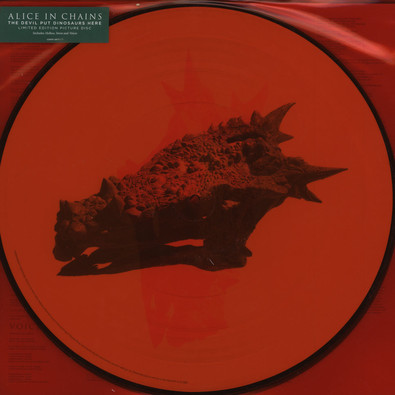 alice in chains the devil put dinosaurs here picture disc edition vinyl 2lp 2013 eu. Black Bedroom Furniture Sets. Home Design Ideas