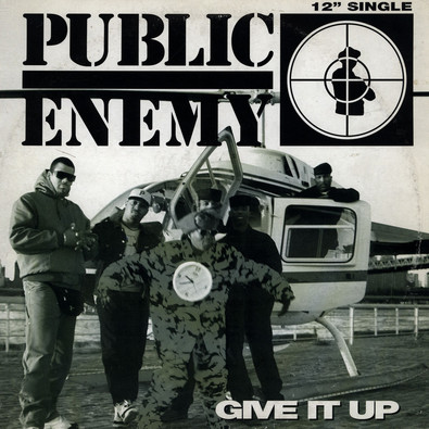 Public enemy give it up vinyl 12 1994 us for Deep house 1994
