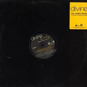 DIVINE - Lately remix - Maxi x 1