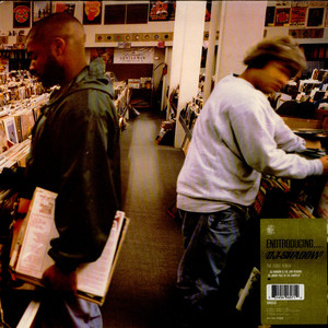 DJ SHADOW - Endtroducing..... - 33T x 2