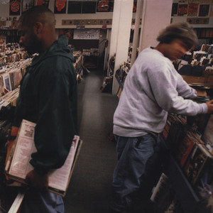 DJ SHADOW - Endtroducing - 33T x 2