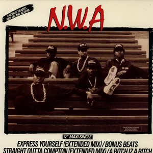 Express Yourself Nwa N W A have transformed this