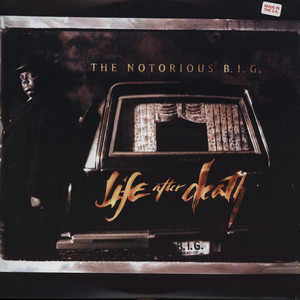 Notorious Big Life+After+Death LP