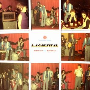 L.A. CARNIVAL, THE - Blind Man - 12 inch x 1