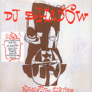 DJ SHADOW - Preemptive strike - 33T x 2