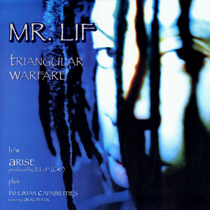 MR. LIF - Triangular Warfare / Inhuman Capabilities / Arise - Maxi x 1