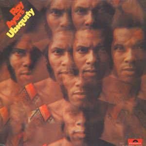 ROY AYERS - Ubiquity - LP