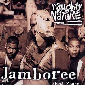 NAUGHTY BY NATURE FEAT. ZHANÉ - Jamboree / On The Run - Maxi x 1