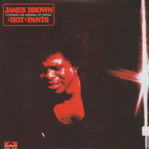 James Brown Hot Pants LP