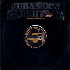 Jurassic 5 Thin+Line+Feat.+Mya 12''
