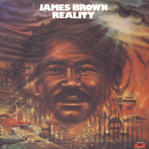 JAMES BROWN - Reality - LP